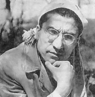 Pavese hid in the hills outside Turin during the Second World War occupation of the city by German soldiers