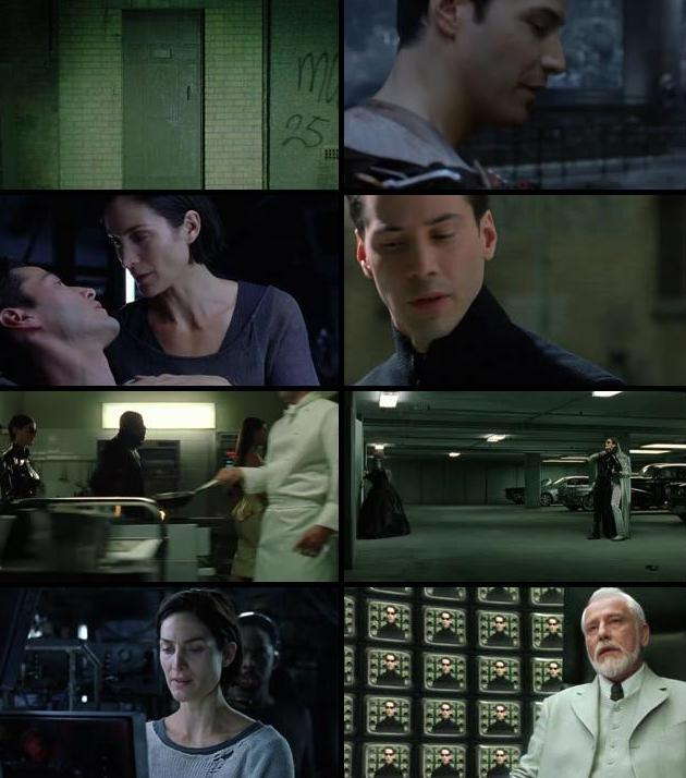 The Matrix Reloaded 2003 Dual Audio Hindi 720p BluRay