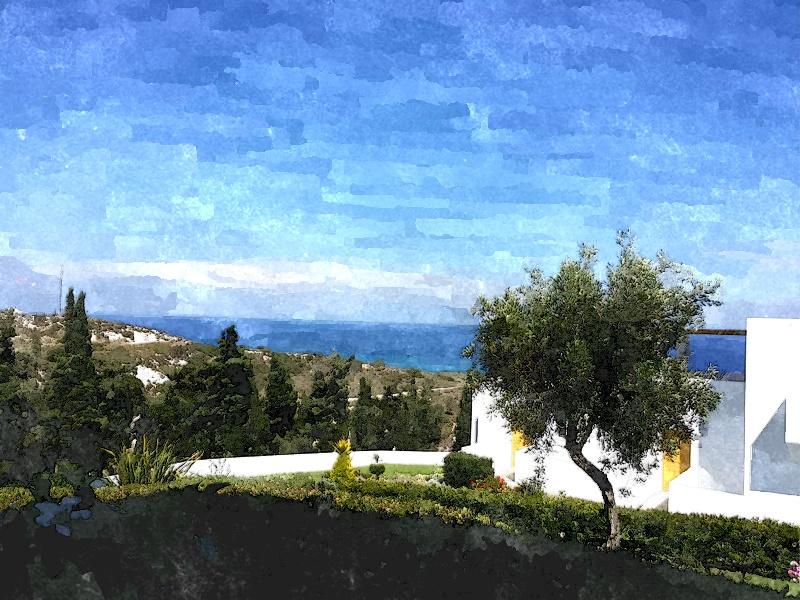 Kein Sommer ohne eine griechische Aussicht