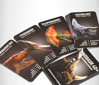 Alfamind Octagon Dinosour 4D Flashcards ANDHIMIND