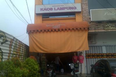 Singgah Pay Kaos Lampung Angkat Kearifan Lokal Lampung