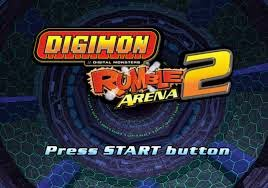 Cheat Game Digimon Rumble Arena 2 PS2 (Bahasa Indonesia)