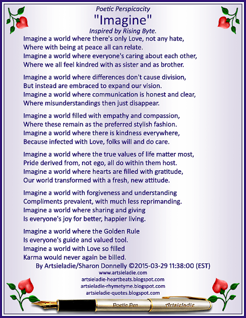Poem/design by Artsieladie
