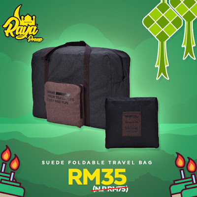 http://www.pttoutdoor.com/shop/exclusive-suade-foldable-travel-bag/
