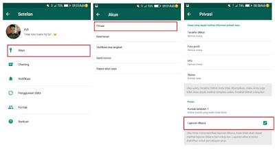 Cara Menonaktifkan Tanda Centang Biru di WhatsApp