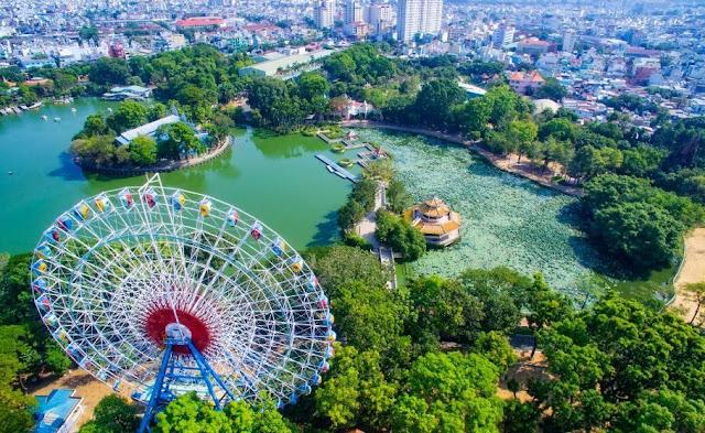 Những địa điểm du lịch quanh Sài Gòn dịp lễ 30/4