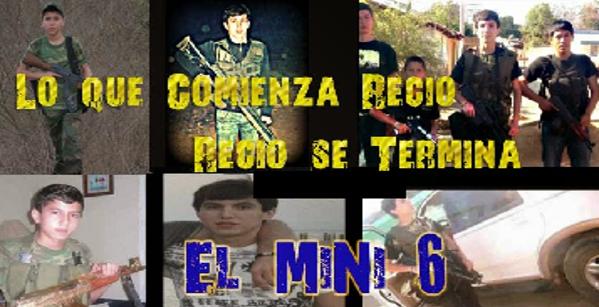 """""""Lo que comienza recio, recio se termina"""" la historia de Raul Meza Torres """"El Mini 6"""""""