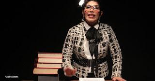 Foto 1 La Profesora Rosalba Scholasticus 2019 | Teatro Ditirambo