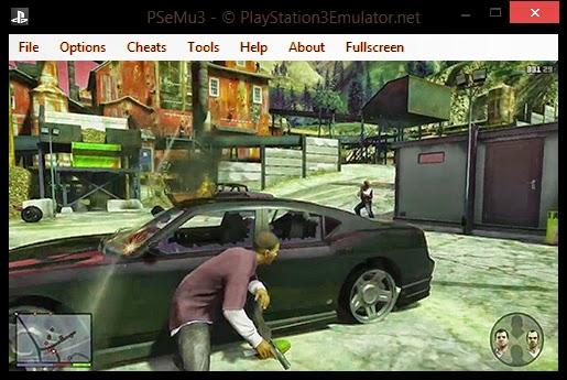 PSeMu3, Emulator PS3 [Playstation 3] For PC + Bios Plugin Free Download