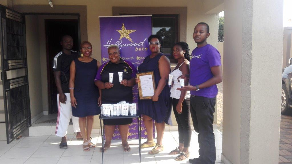 Angels of Hope for Albinism - Hollywoodbets Mokopane - Social Responsibility Programme
