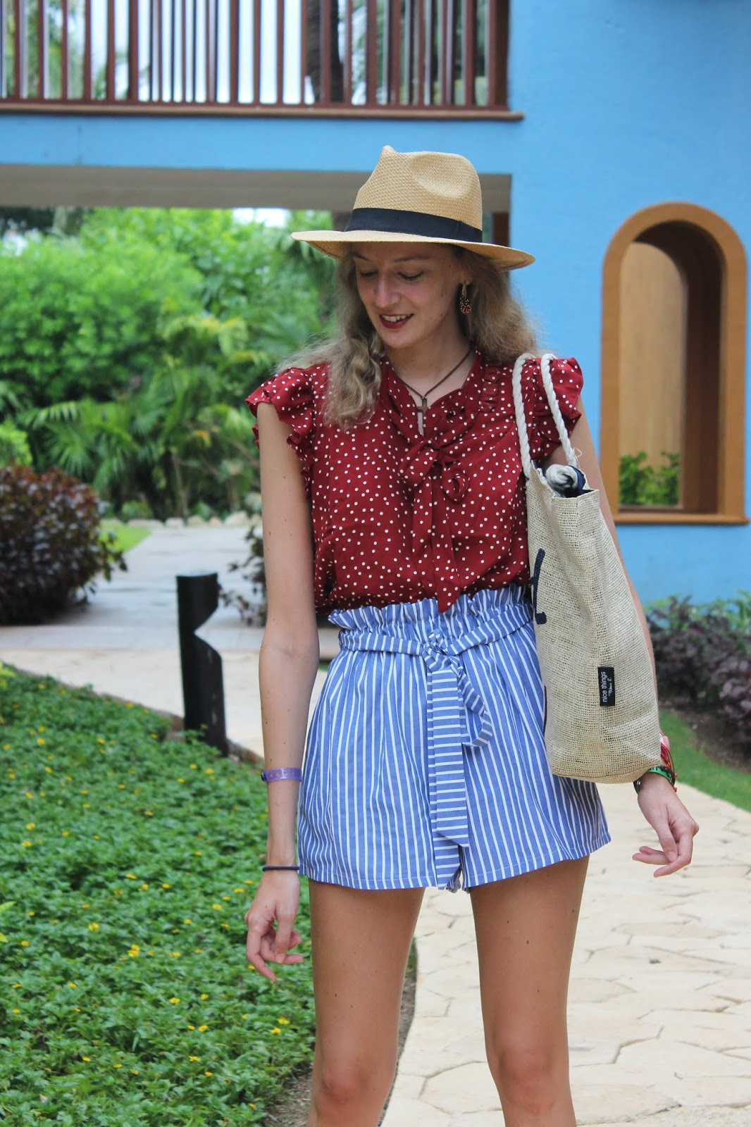 mix&match trend Olivia Palermo street style