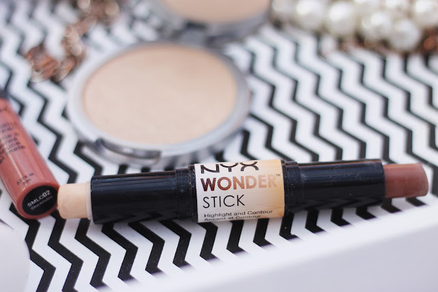 Review Nyx Wonder Stick Contouring