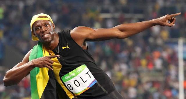#Rio2016 Day 10: Bolt se hace de oro también fuera de las pistas