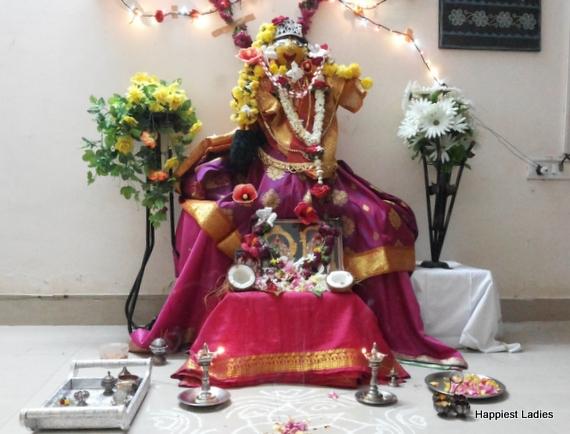 Vara MahaLakshmi Vratha 2016