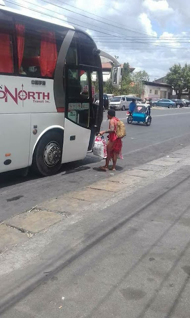 Native Igorot Man Who Want To Go Home Was Rejected To Ride In A Bus By A Judgemental Driver! Racist!
