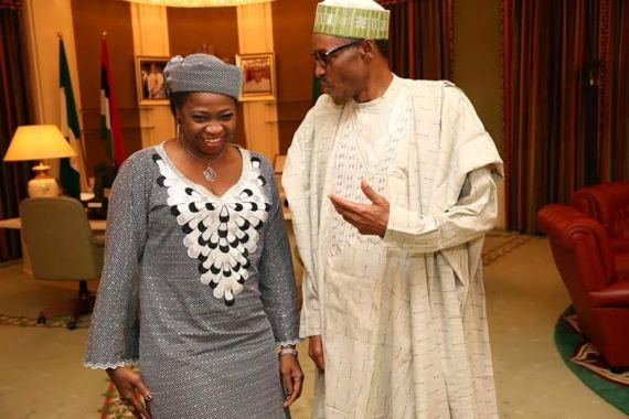 State House in Abuja; President Buhari appoints Abike Dabiri new SSA on Foreign Affairs