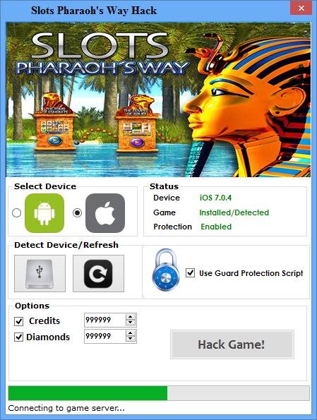 Slots pharaoh way cydia hack