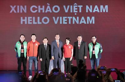 Dalam Enam Minggu Aplikasi GO-VIET Diunduh 1,5 Juta Kali Sejak Soft Launch di Ho Chi Minh