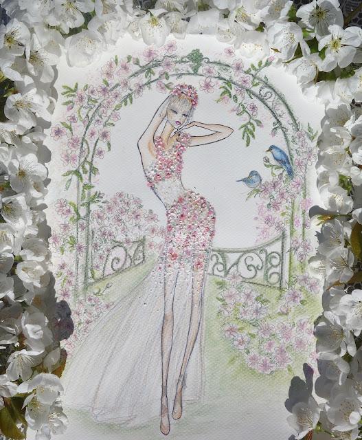 Fanny liautard créatrice de robe de mariée paris