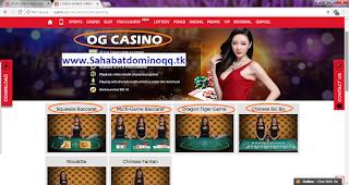QQKLIK SITUS GAMES LIVE CASINO ONLINE MOBILE -OG CASINO-Siccbo