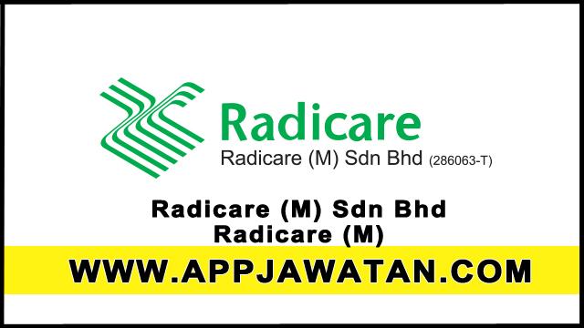 logo Radicare (M) Sdn Bhd