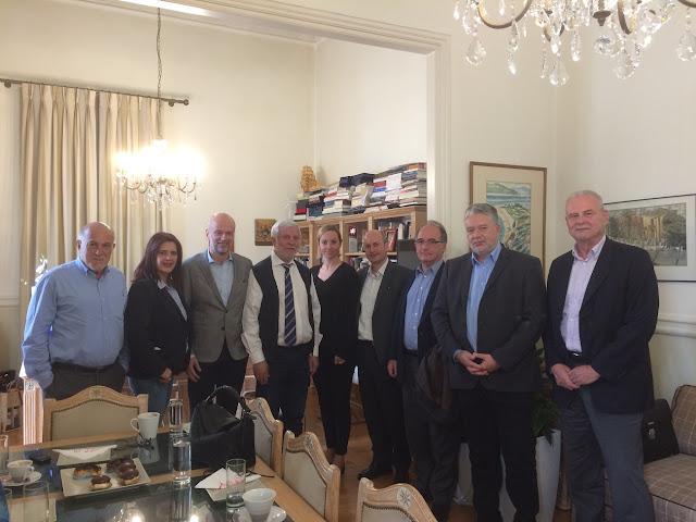 Αναβάθμιση συνεργασίας Περιφέρειας Πελοποννήσου και του Συνδέσμου Ελληνικών Τουριστικών Επιχειρήσεων Πελοποννήσου