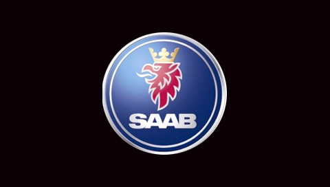 Car Brands Starting With F >> History of All Logos: All Saab Logos