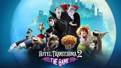 Hotel Transylvania 2 Mod Apk Data v1.1.54 Terbaru Unlimited Money