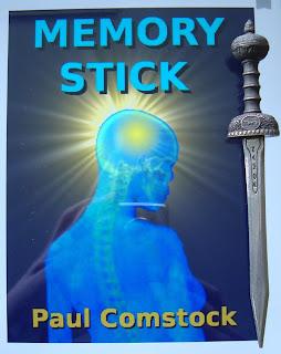 Portada del libro Memory Stick, de Paul Comstock