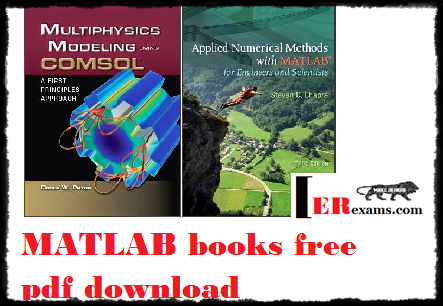 MATLAB books free pdf download