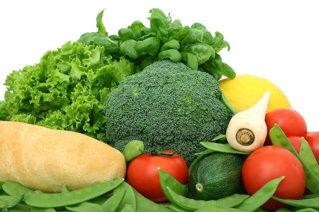 fibre, vegetables