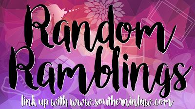 Random Ramblings Blogger Link Up