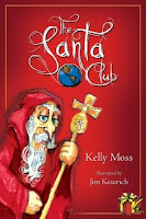 The Santa Club cov er