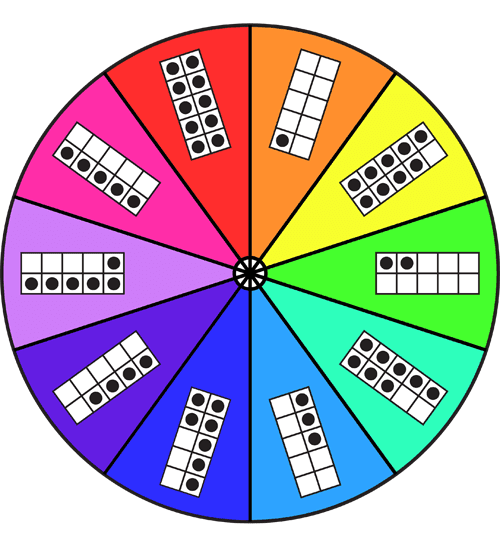10-Frame Math Game FREEBIE!