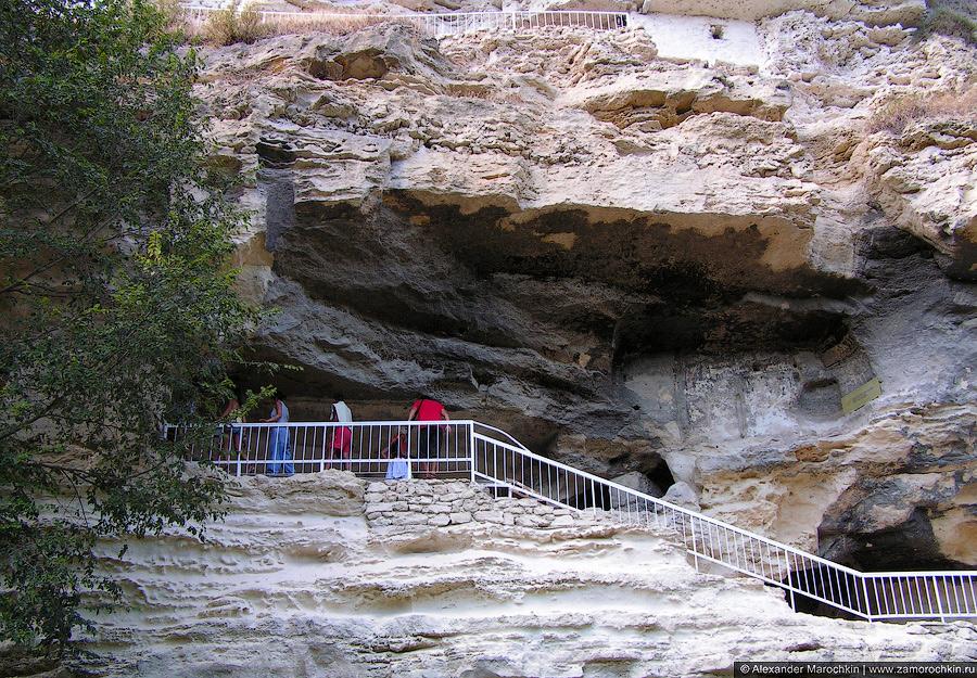 Пещерные ниши монастыря Аладжа, Болгария