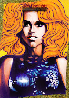 Jane Fonda Art