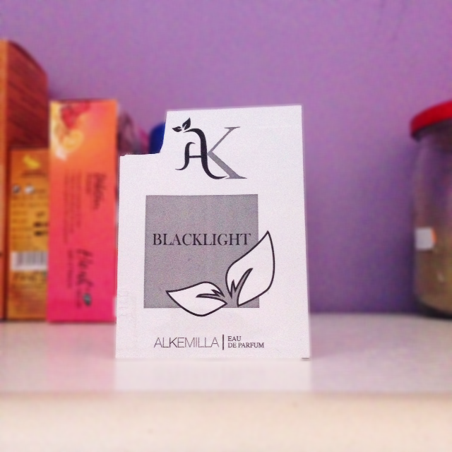 Parfum Alkemilla BlackLight