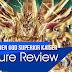Review: SDX Golden God Superior Kaiser