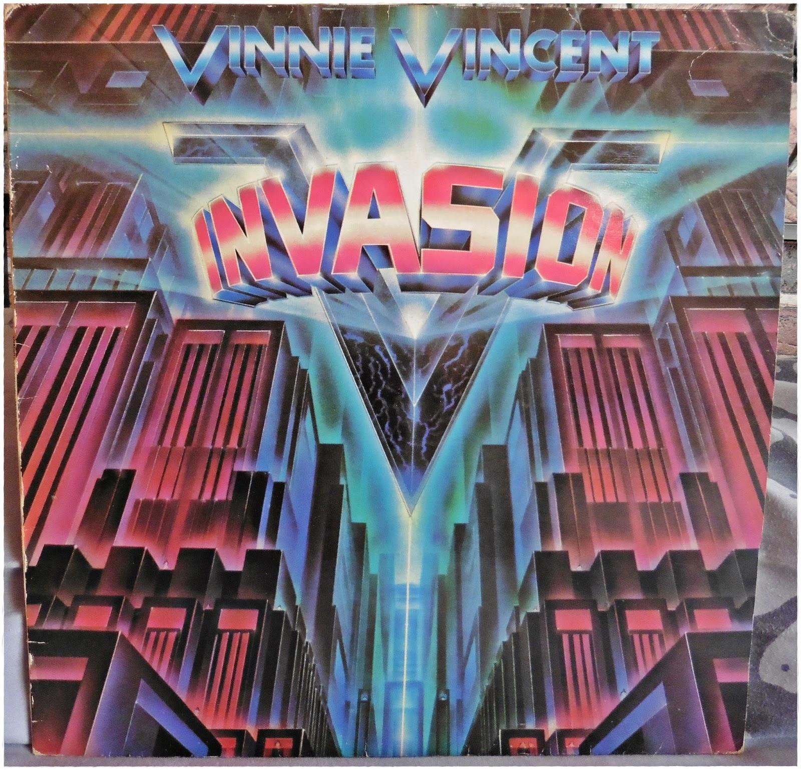 Comunidad Del Ffvinilo Vinnie Vincent Invasion Vinnie