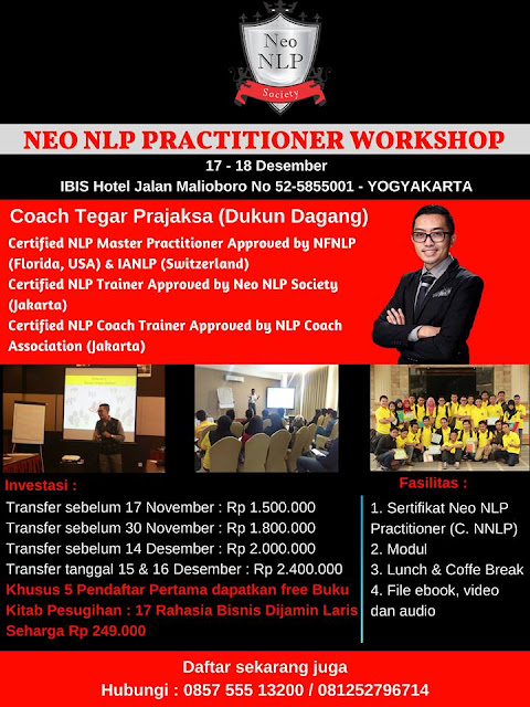 Neo NLP Practitioner Workshop