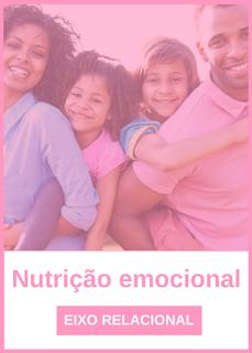 PILAR NUTRIÇÃO EMOCIONAL (Dimensão Social - Eixo Relacional)