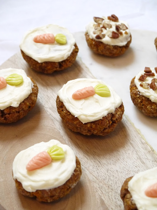 Carrot Cake Cookies! | The Betty Stamp