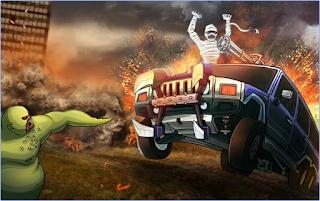 Monster Dash Hill Racer Mod Apk v2.0 Unlimited Money