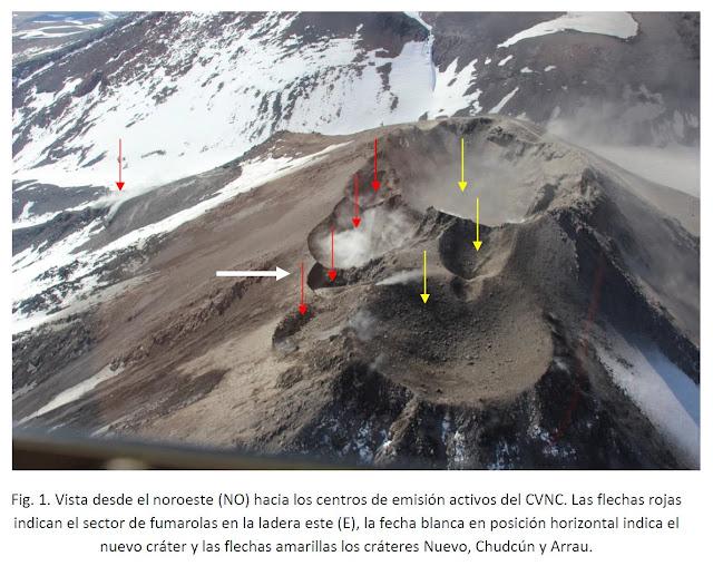 Le point sur l'activit� des volcans Nevados de Chill�n et Suwanosejima