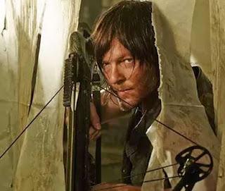 Imagem de Norman Reeddus, estará presente no cruzeiro temático 2017 - The Walking Dead