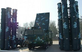 Rudal Hanud FD-2000 / HQ-9