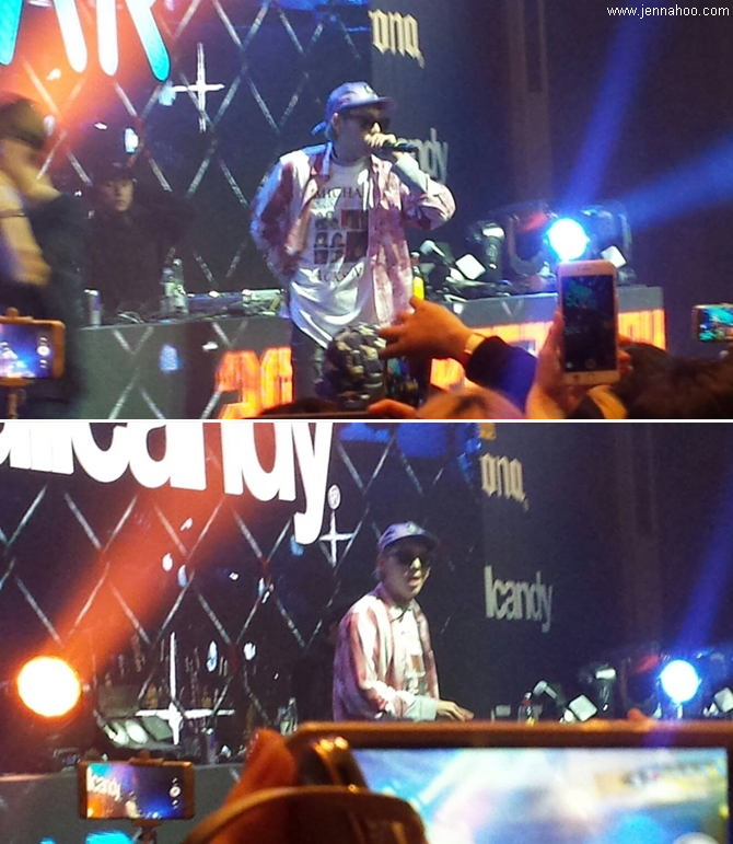 ZICO at Rapbeat Show 2016