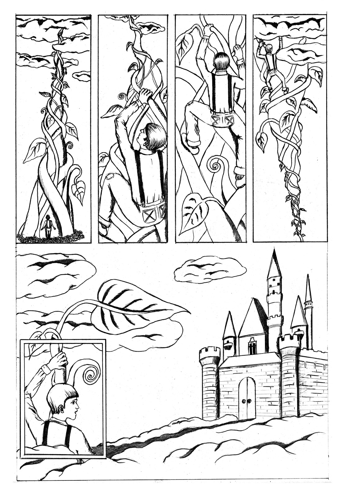 Images About Story Book Jack And The Beanstalk On