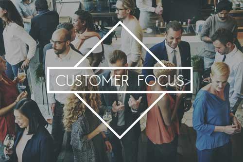 Xây dựng văn hóa Tập trung vào khách hàng
