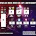 Nike predomina nas oitavas-de-finas da Copa Libertadores